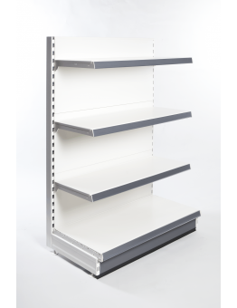Medium Gondola End Shelving (470mm)