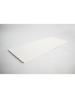 Perforated Backpanel (RL)  x 400mm (H)