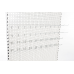 Extra Shallow Wall Shelving with Pegboard Backpanels (300mm)
