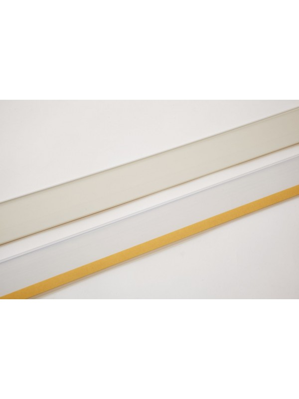 Self Adhesive Epos Ticket Edging 1250 - Clear