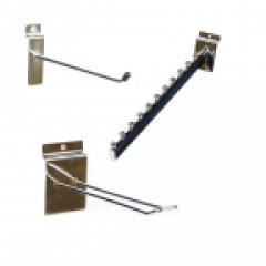 Slatwall Hooks & Display Arms