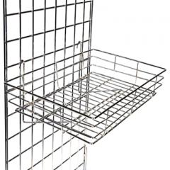 Gridwall Shelves & Baskets