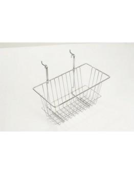 Multi-fit Basket Narrow 300 x 150 x 150mm - Chrome
