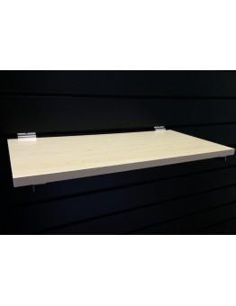 MDF Shelf 600 x 300mm - Maple