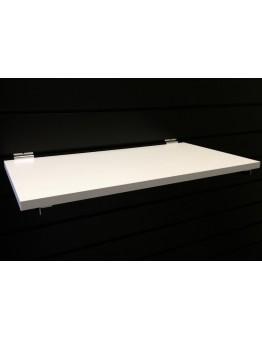MDF Shelf 600 x 300mm - White