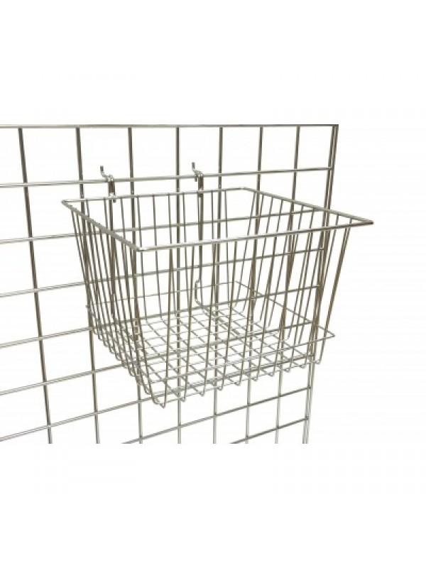 Multi-fit Basket Deep 300 x 300 x 200mm - Chrome